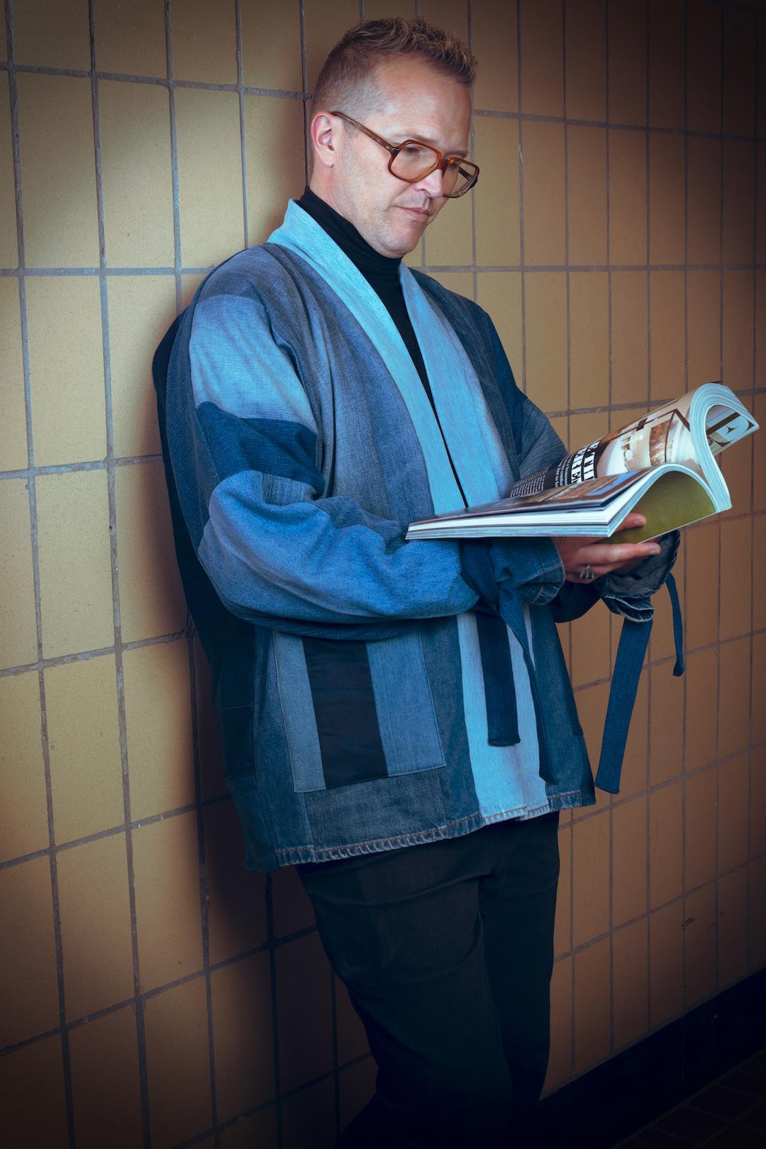 kimono hybrid Michael van der Meide